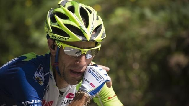 Nibali takes fourth stage of Giro di Padania