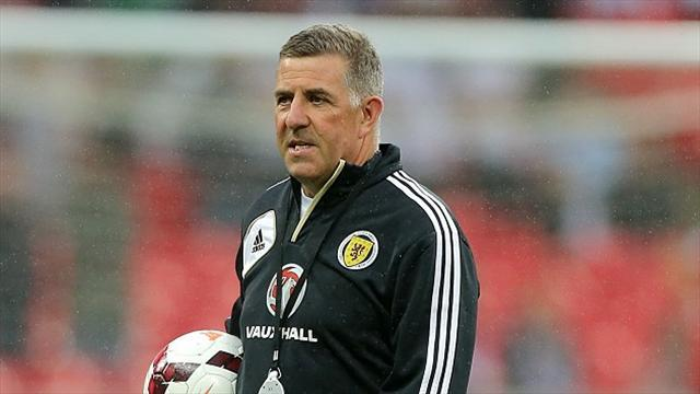 Football - McGhee happy with nationality rules