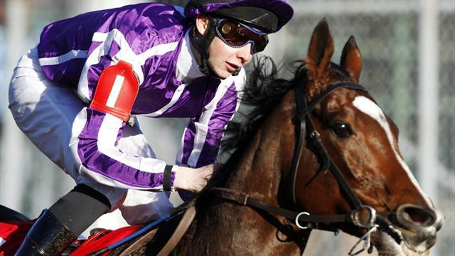 Horse Racing - Coolmore claim St Nicholas Abbey on the mend