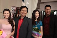 MMFF 2012: One More Try press conference