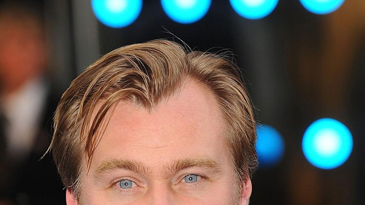 Inception UK premiere 2010 Christopher Nolan