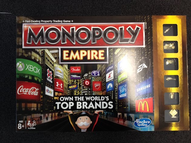 Monopoly Empire version -- become the next global tycoon. (Photo: Yahoo)