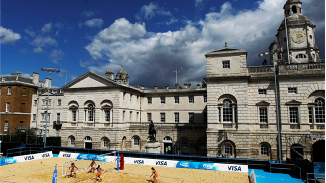 Olympic Games - Horse Guards Parade - The Games Venue Guide
