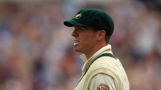 Cricket - Siddle happy to get over the line