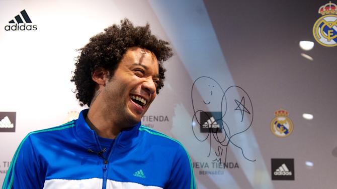 Marcelo Is The New Face of Adidas