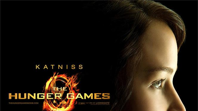 The Hunger Games 2011 Jennifer Lawrence