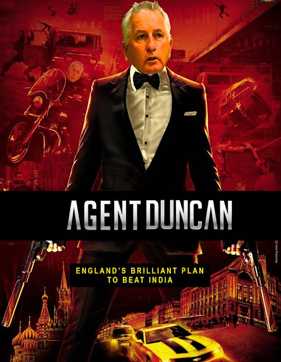 Cricket Movie Mashup 2012 - Duncan Fletcher
