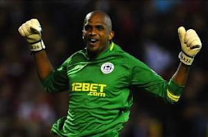 Wigan keeper Al-Habsi dismisses Liverpool speculation