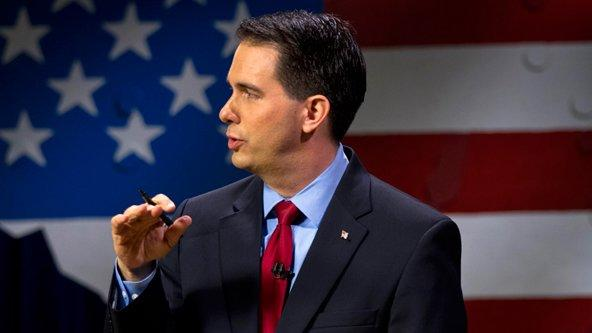 Scott Walker Is Running for President…Maybe