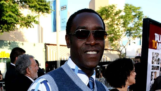 """Don Cheadle at the 2007 Los Angeles Film Festival - """"Talk To Me"""" Screening."""