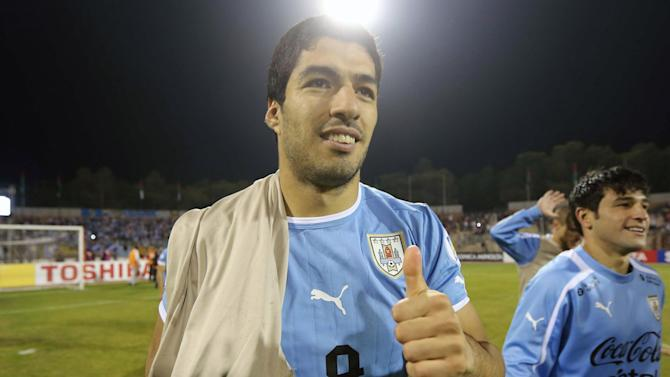World Cup - Suarez: I will be in Brazil