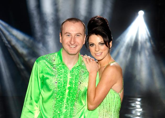 Coronation Street's Andy Whyment.