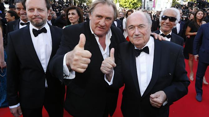 World Cup - FIFA crisis: The £16 million film funded by Sepp Blatter that may need a new ending