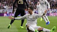 The Portuguese could not bring an end to an already extended dry spell for Los Blancos in Europe when his side beat Napoli 3-1 on Wednesday