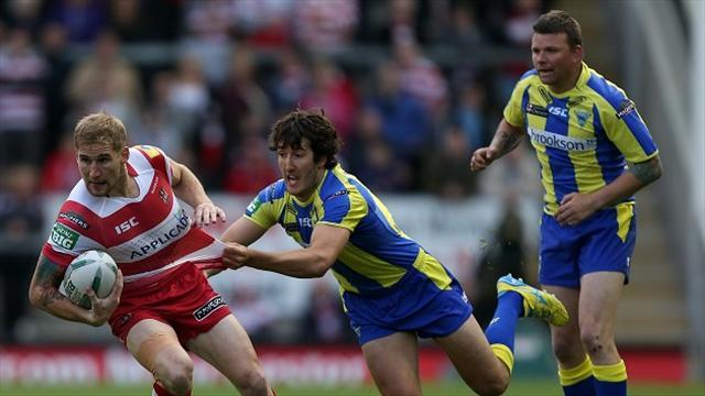 Rugby League - Tierney in line for home bow