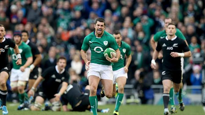 Kearney and Hogg can tip the balance from the best seat in the house