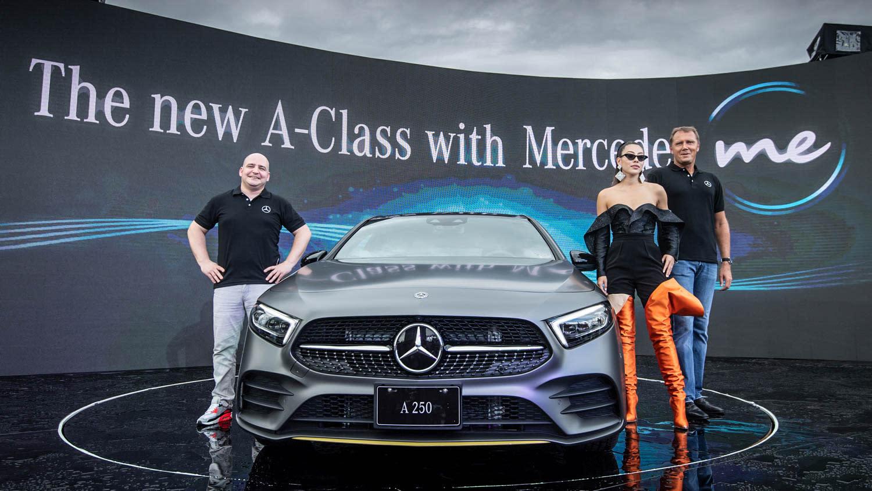 德系神A強勢來台!Mercedes-Benz A-Class 新車發表會