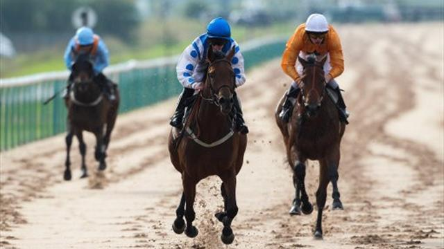 Horse Racing - Flooded Southwell shut until 2013