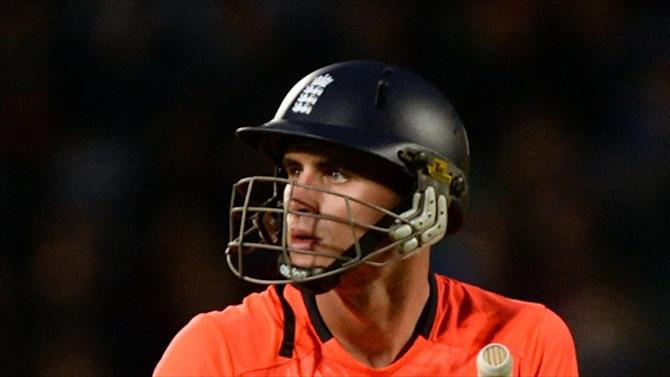 Cricket - Hales' debut delayed as match abandoned