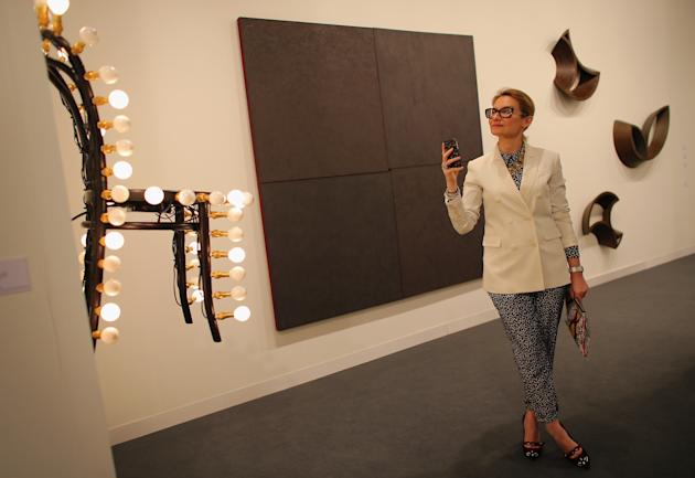 Annual Art Basel International Art Show Opens In Miami
