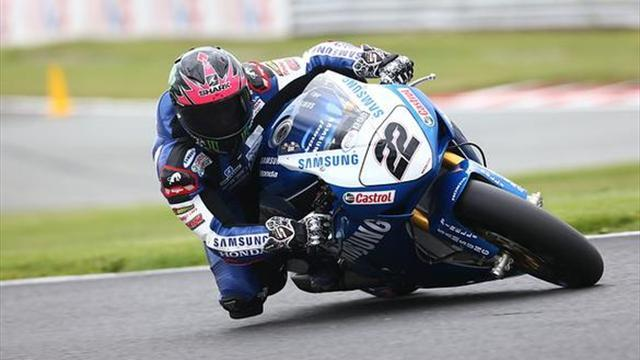 Superbikes - Oulton BSB: Lowes still 'struggling' even after topping the timesheets