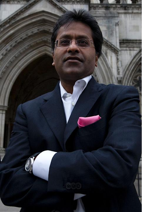 Former chairman of the Indian Premier League (IPL), Lalit Modi was instrumental in founding and overseeing the money-spinning Twenty20 IPL in 2008 before fleeing to London two years later when tax and