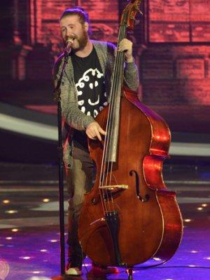 'American Idol' on the Charts: Casey Abrams' Return to the Show Returns Him to No. 1