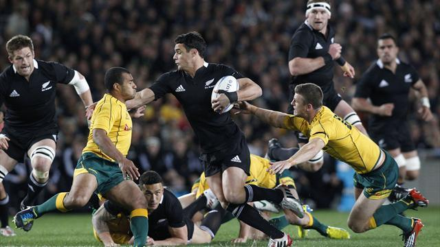 New Zealand beat Australia to retain Bledisloe Cup
