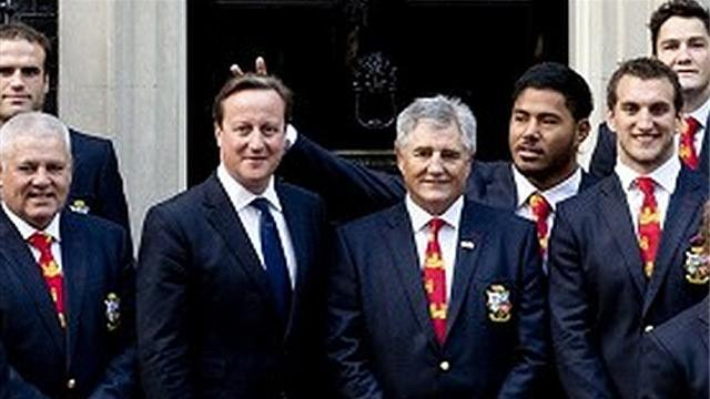 Lions Tour - Tuilagi apologises for prank on Prime Minister