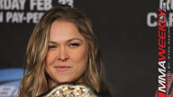 """Dana White: """"Ronda Rousey is What It Took to Get Women in the UFC"""""""