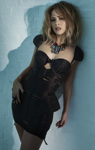 Kimberley Walsh for Cosmopolitan February 2013