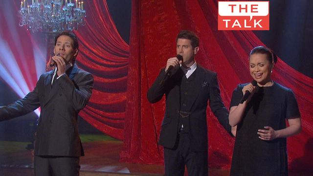 The Talk - Il Divo Performs