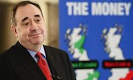 Salmond Warns Of Cost Of Scotland Losing Pound
