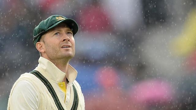Ashes - Clarke rues Lord's collapse