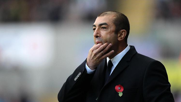 Roberto Di Matteo was left to rue 'missed opportunities' to kill the game off