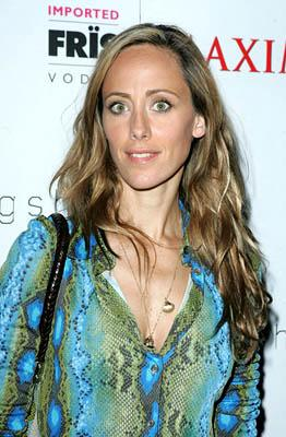 Kim Raver Slingshot premiere - Tribeca Film Festival April 26, 2005 - New York, NY