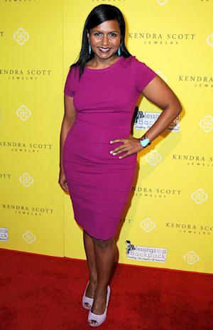 """Mindy Kaling on Her Jewelry Obsession: """"It Takes Me 30 Minutes to Get Through Airport Security"""""""