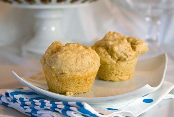 3-Ingredient Beer Muffins