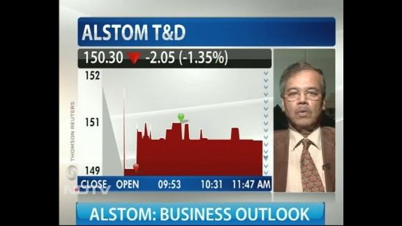 FY13 capex at Rs 60-70 cr; order backlog at Rs 4700 cr: Alstom T&D