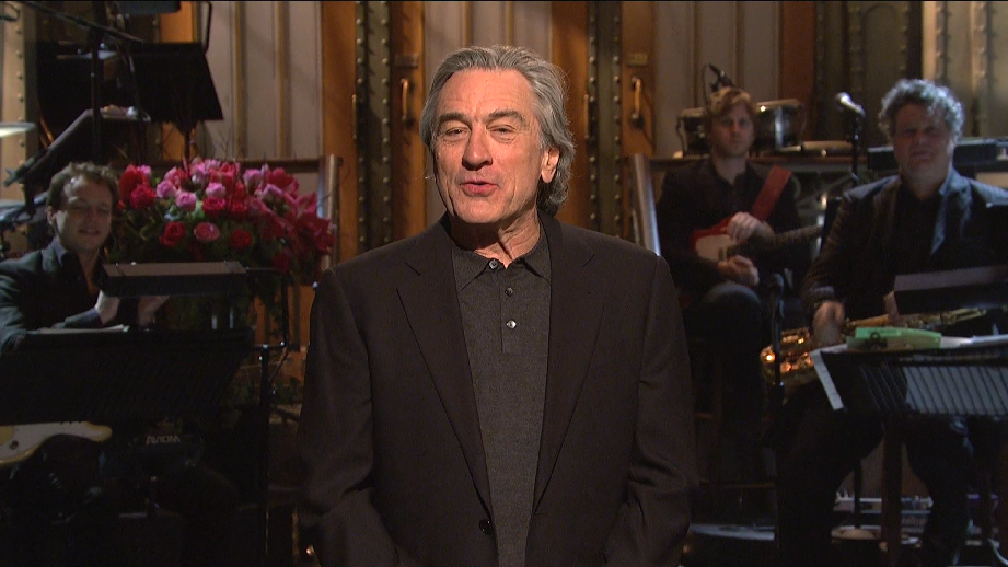 Robert De Niro Monologue: I Love New York