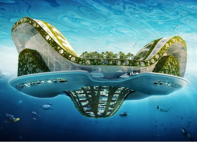 Lilypad: Floating city of the future