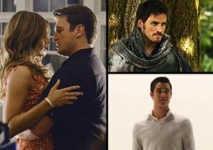 TVLine's Readers Give Thanks for Castle, Nikita, Once's Sexy Hook, Glee Growth and Much More!