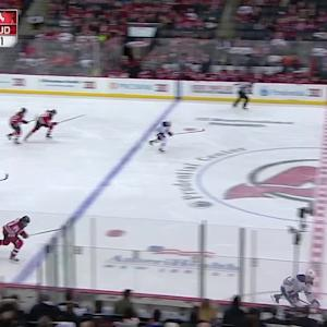 Scnheider's highlight-reel save