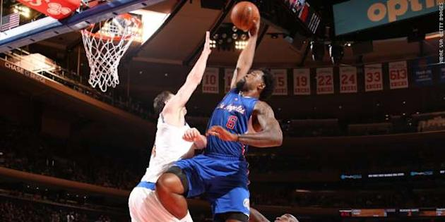 Top 10: Dunks of the Week