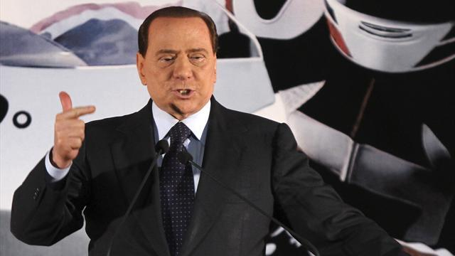 Serie A - Berlusconi gets seven years in jail for 'Bunga Bunga' scandal