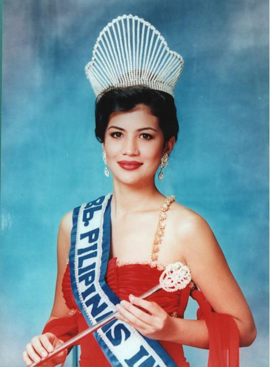 Susan Jane Ritter, Binibining Pilipinas-International 1997