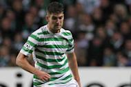 Celtic defender Charlie Mulgrew, pictured in action on September 19, 2012, said his team-mates always believed in themselves after finally grabbing their first league win at home since October following a 2-0 defeat of St Mirren