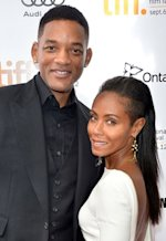 Will Smith and Jada Pinkett Smith   Photo Credits: George Pimentel/Getty Images