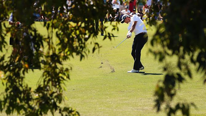 2013 Australian Masters: Day 4