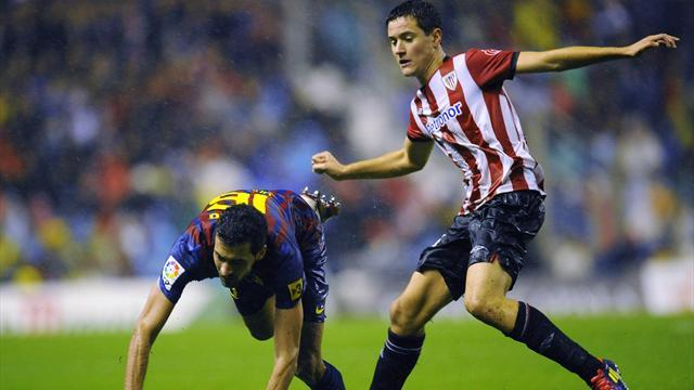 Premier League - Herrera 'flattered' by United offer but happy to stay in Bilbao